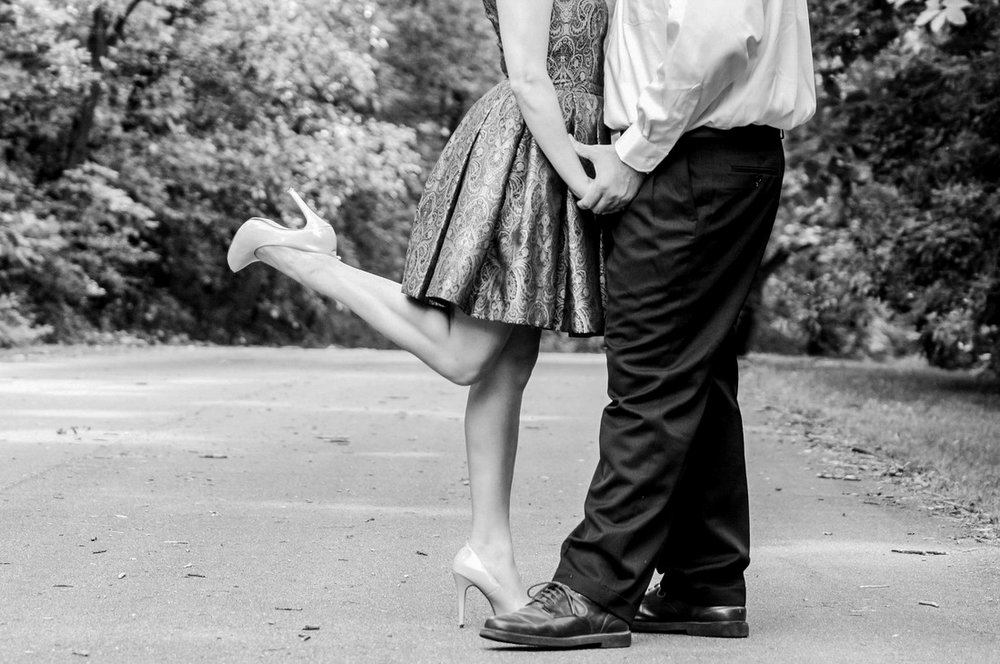 ben & maggie - Engagement