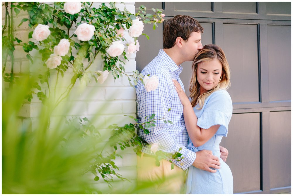 charleston, sc engagement session