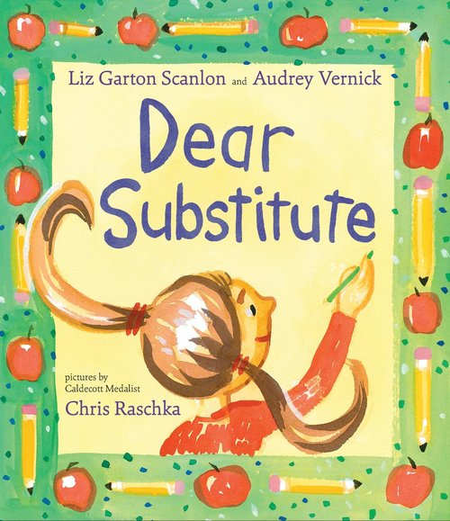 Books Audrey Vernick
