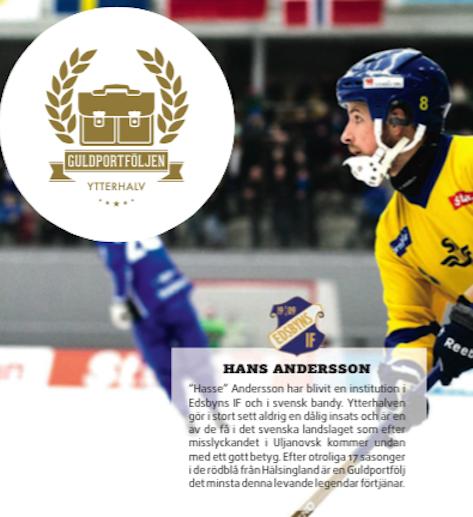 Ytterhalv: Hans Andersson