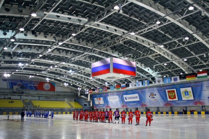Sep 12 Volga vann mot ryska landslaget · Bandyportföljen 31a94644e6f7c