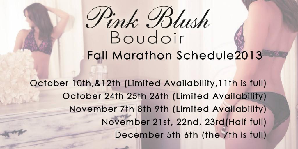 Pink Blush Boudoir