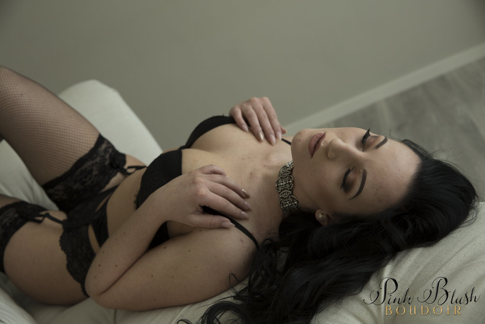 Edmonton Boudoir Photos