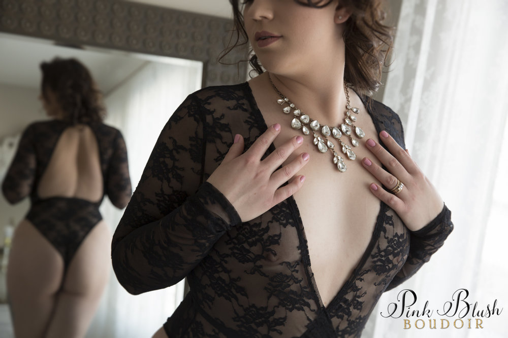 Boudoir Photos YEG