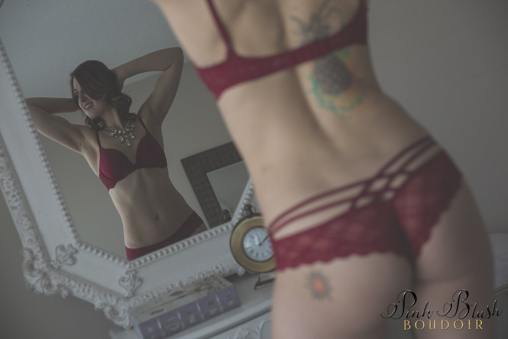 Boudoir Photos Edmonton } Miss S