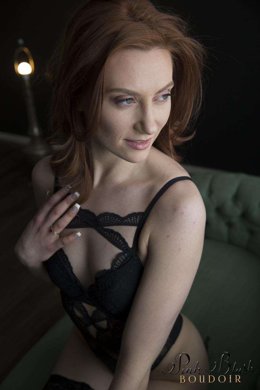 Dark Boudoir Photos