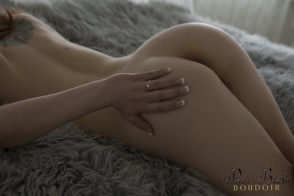 Pretty Boudoir Photos
