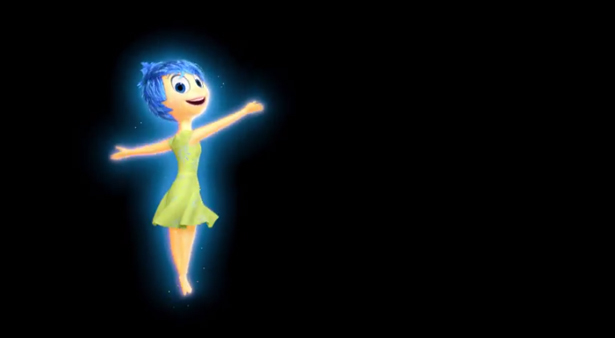 "This is ""JOY"" from Inside Out."