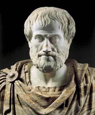 Aristotle, 384 - 322 BC