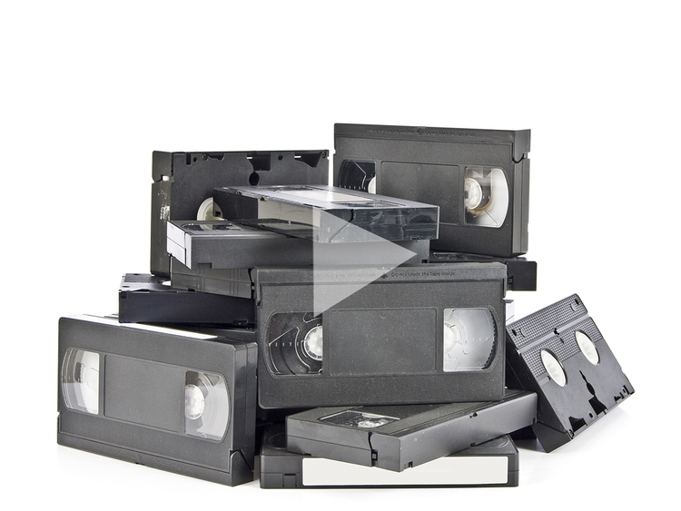 All Video Formats - We transfer all formats of video tapes.