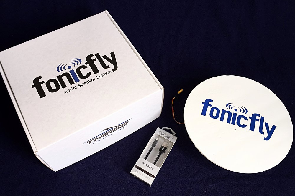 FonicFly Aerial Speaker System