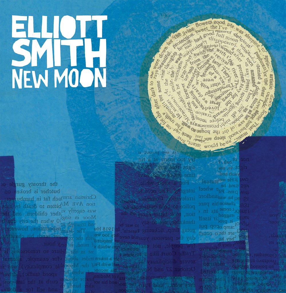 Elliott Smith LP Cover