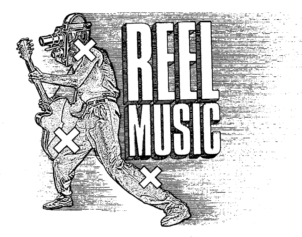 Reel Music Print Advertisement