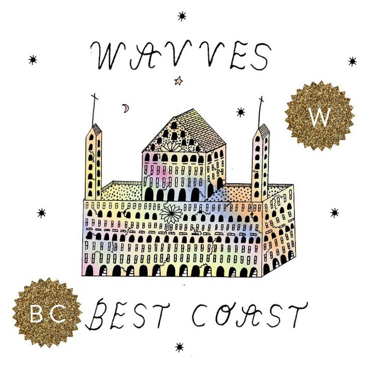 Wavves best coast dating sim