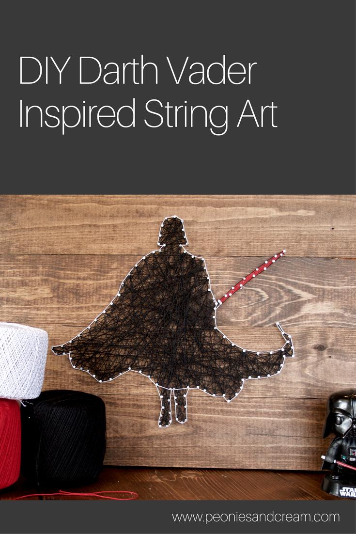 Peonies & Cream - String Art Pinterest