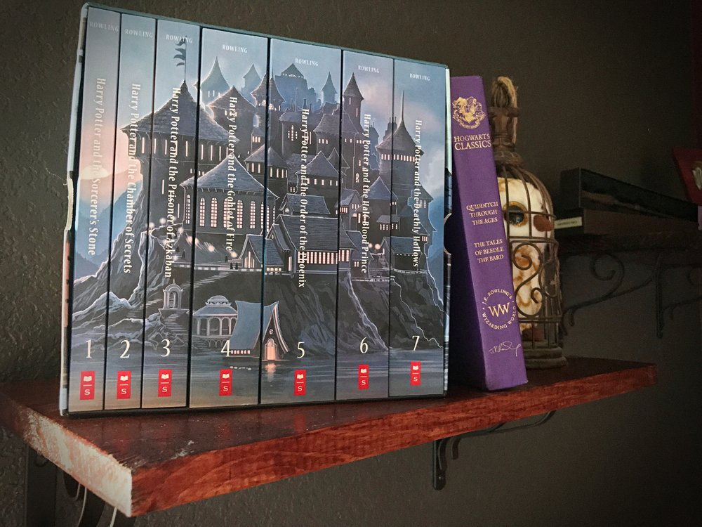 Harry Potter Toddler Room - Boxed Set Caged Owl