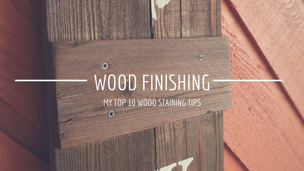 my top 10 tips for staining wood peonies cream
