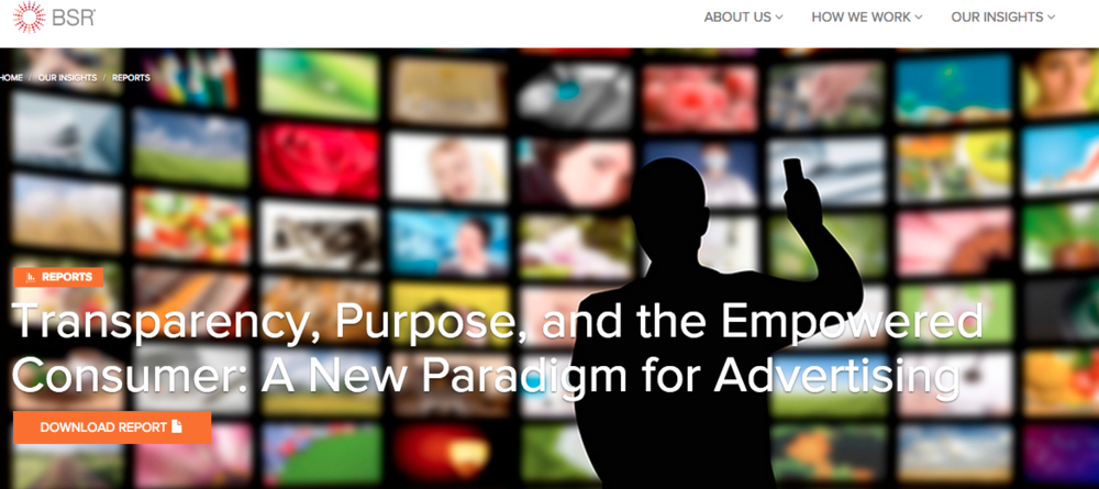 Transparency, Purpose, and the Empowered Consumer: A New Paradigm for Advertising