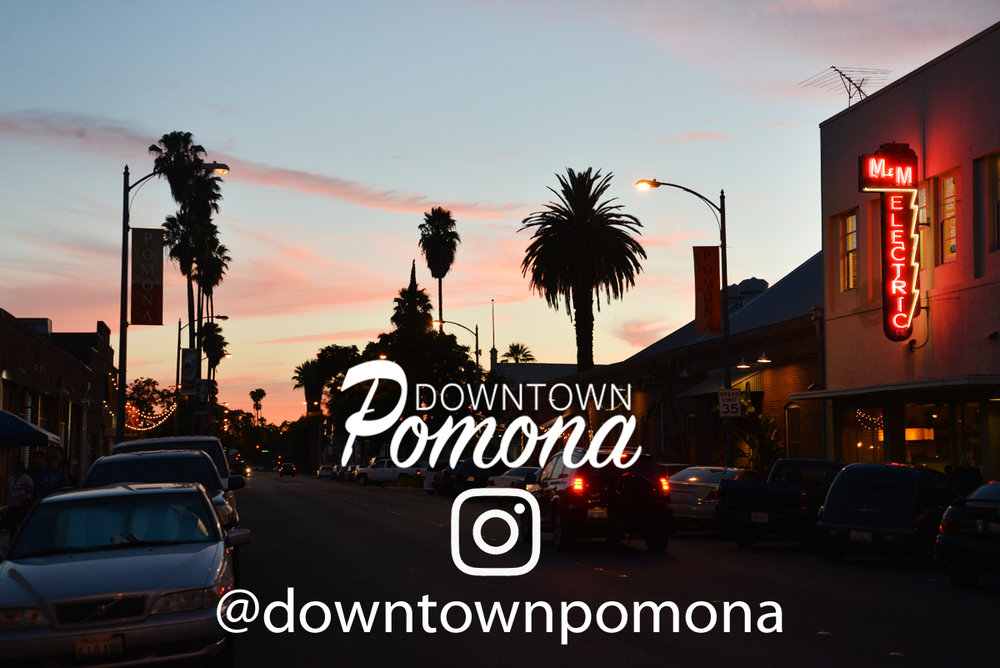 Downtown Pomona instagram