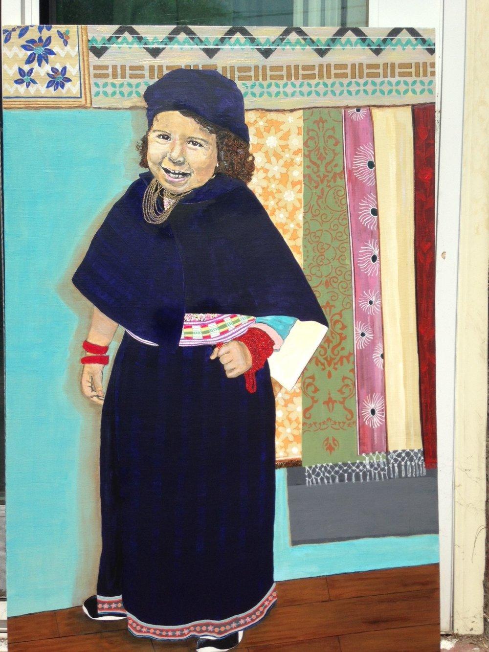 Marcela El-Ayoubi- Latino Art Museum