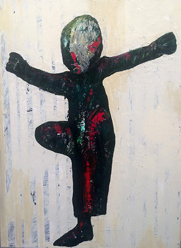 Cherie Redlinger, Latino Art Museum
