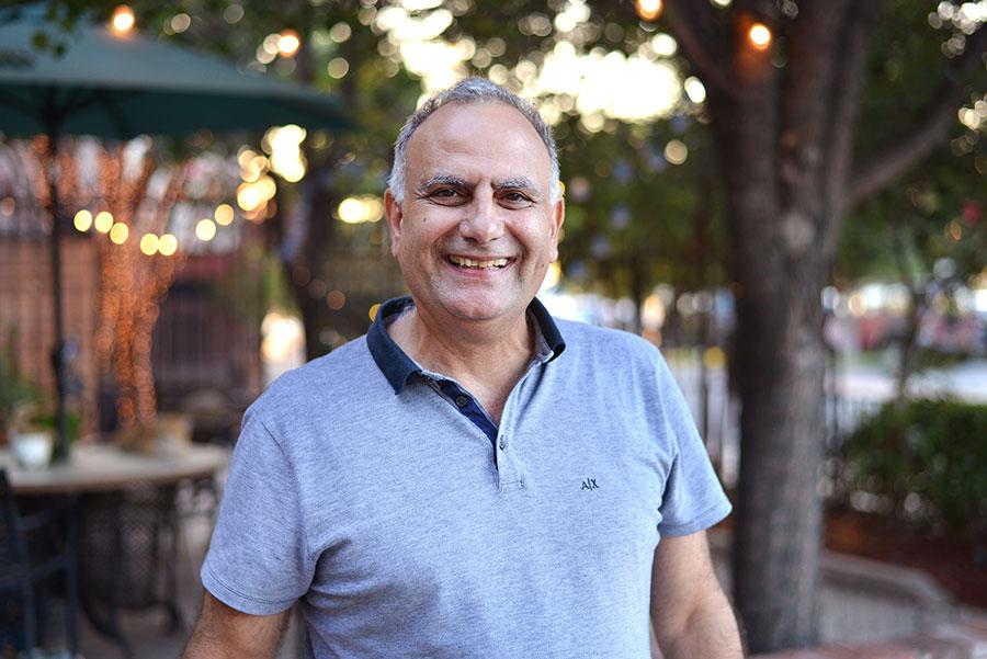 Jason Abboud - Owner, 2nd Street Promenade