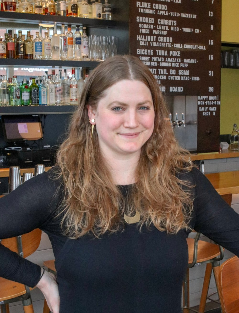 LAURA MYERS <br> The Honey Paw Assistant Manager