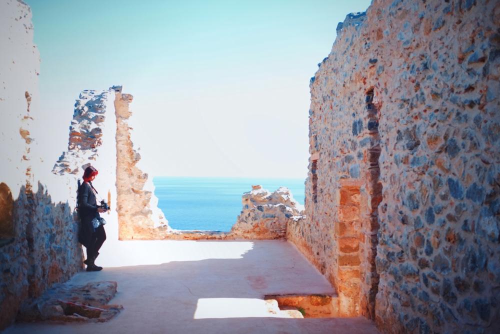 """""""Se un dì di novembre andassi in Grecia"""" by Maria Evgenidu"""