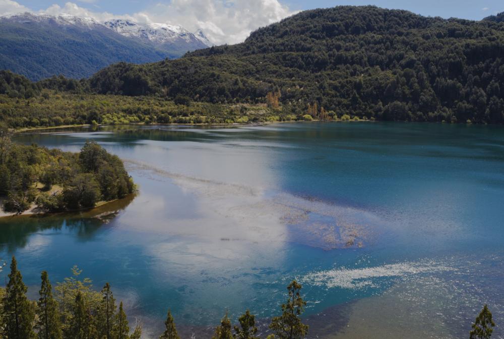 """""""Lago Verde, Parque Nacional Los Alerces."""" by  Saitam Baro"""
