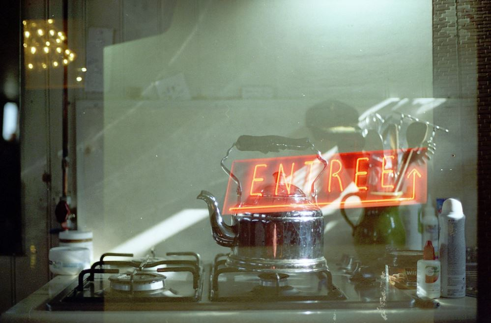 """Analogue double exposure."" by  martine.es"