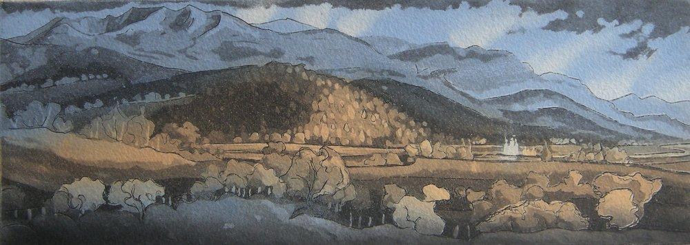 Low Light, Lochnagar