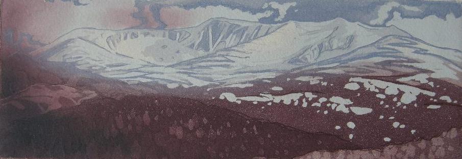 Lochnagar, Early Snow