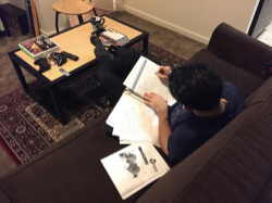 hw in Persian House.JPG