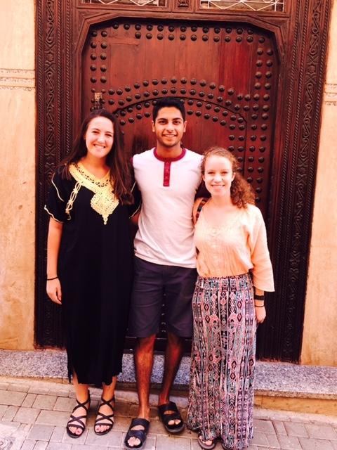 2016 - Megan, Aaron, Maya