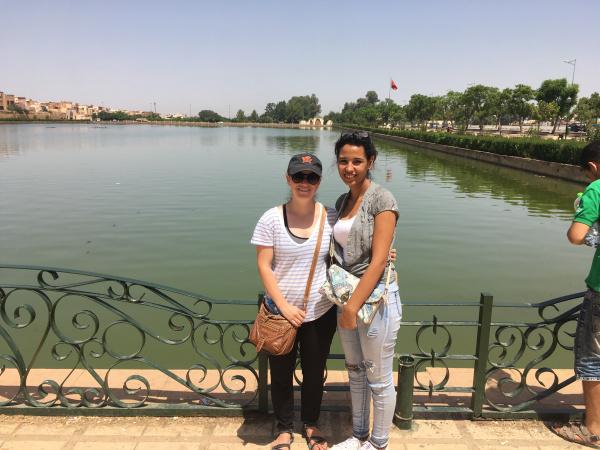 Majda and Me