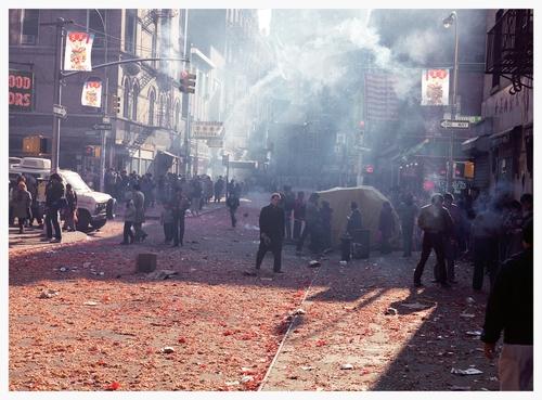chinese new year new york 1984 - Chinese New Year 1984
