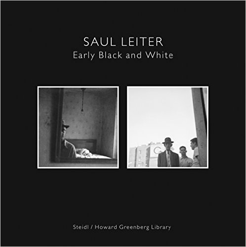 Saul Leiter: Early Black and White,    2014, Steidl