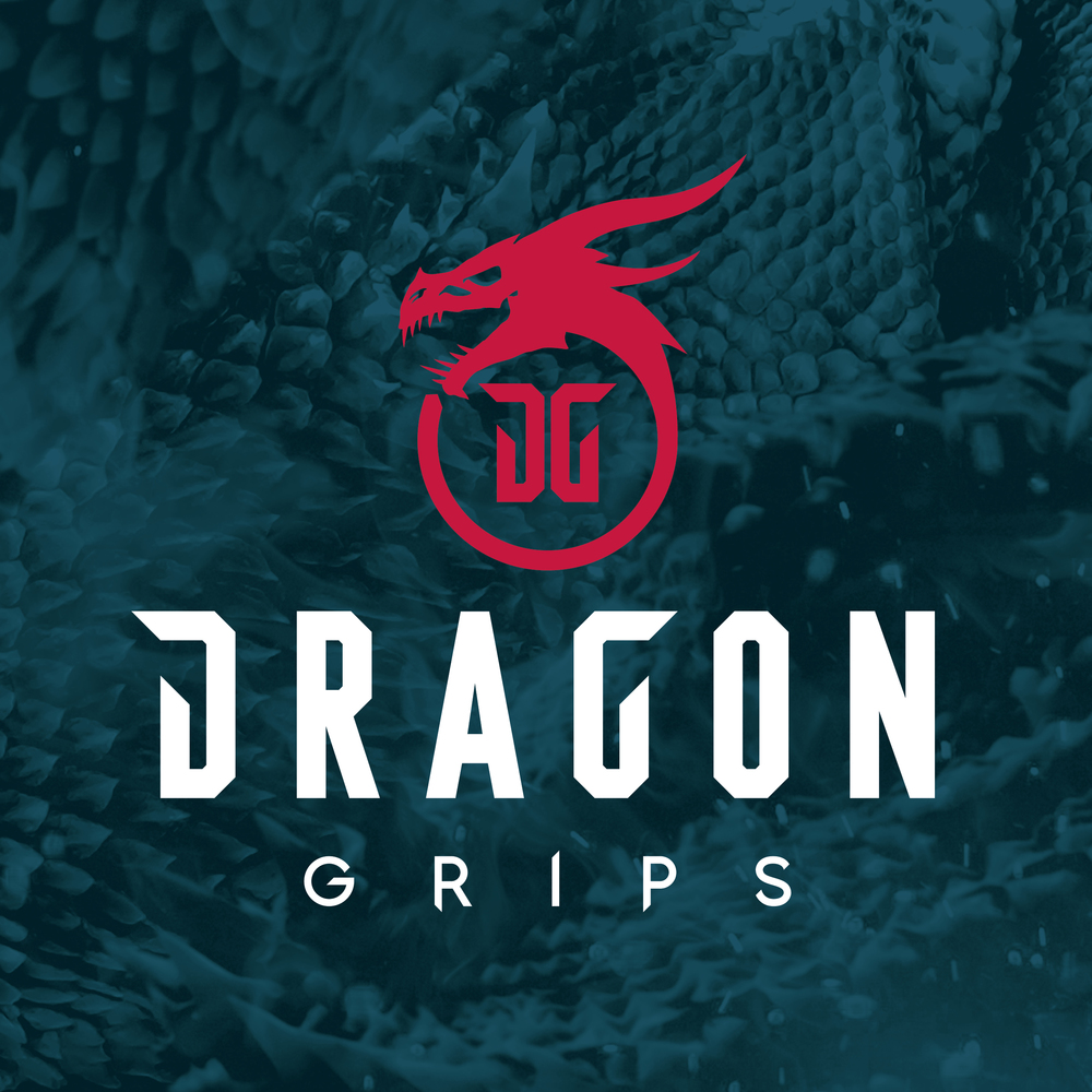 Dragon Grips - BRANDING