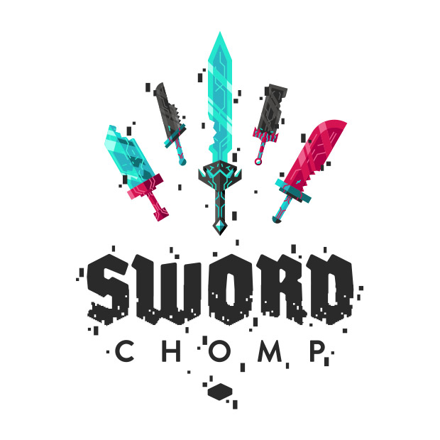 Sword Chomp - BRANDING | ILLUSTRATION | DIGITAL ARTWORK