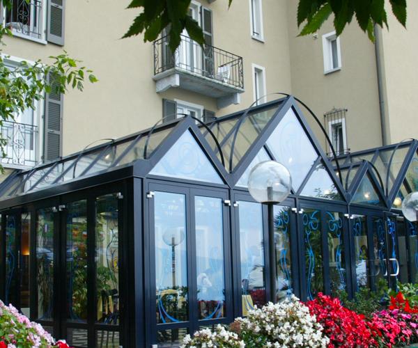 Giardino Dinverno Veranda : Giardini dinverno e verande u2014 officine cameroni sa