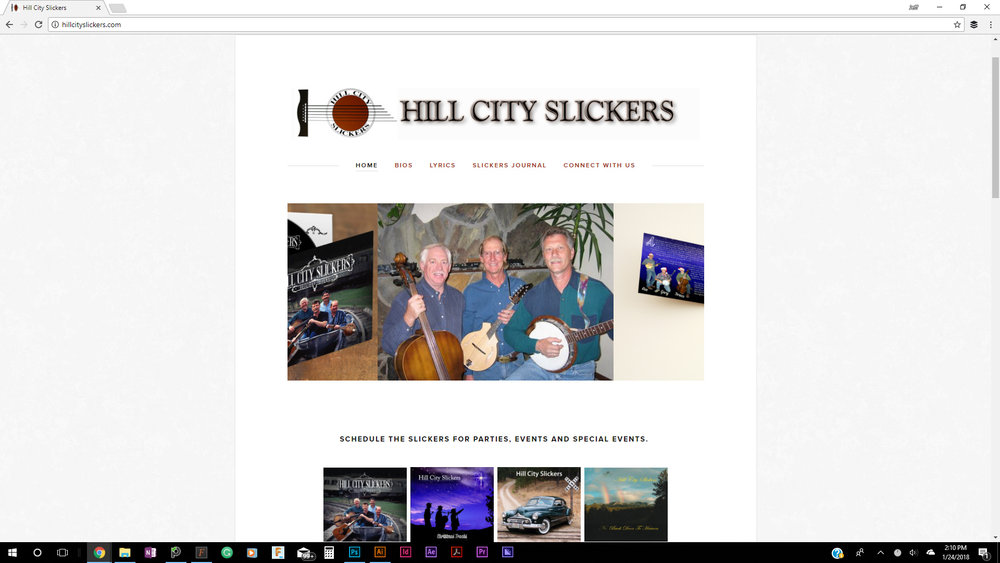 Hill City Slickers