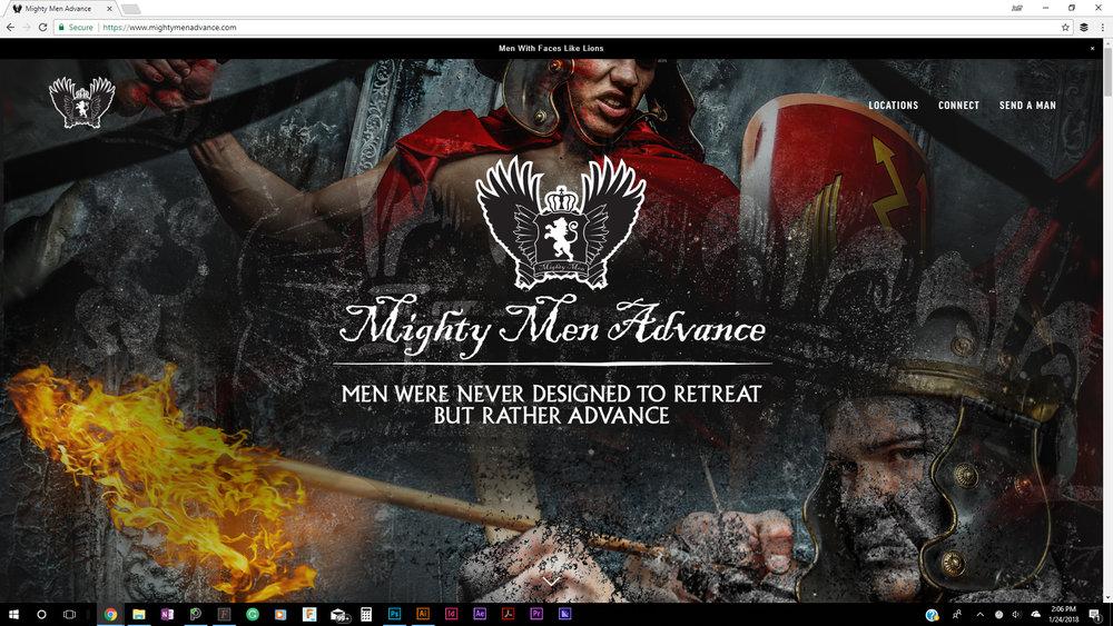 Mighty Men Advance