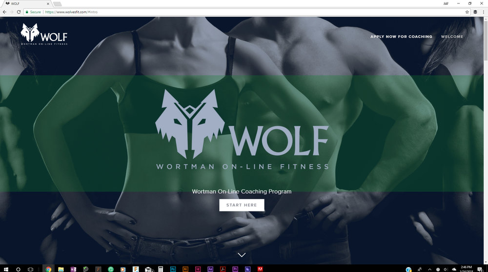 Wortman On-line Fitness