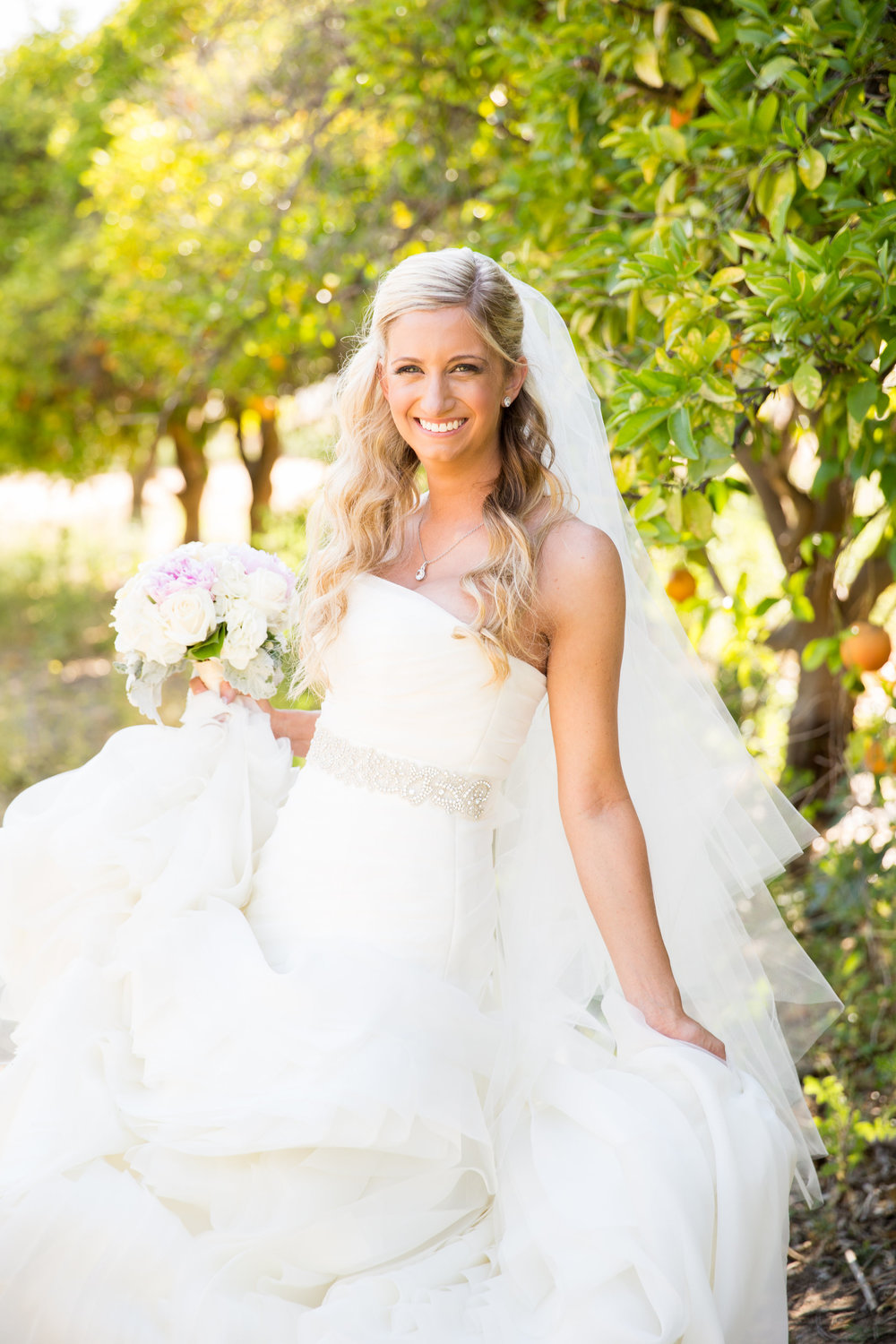 Temecula Wedding Hair and Makeup | Southern California Wedding | Temecula Winery Wedding
