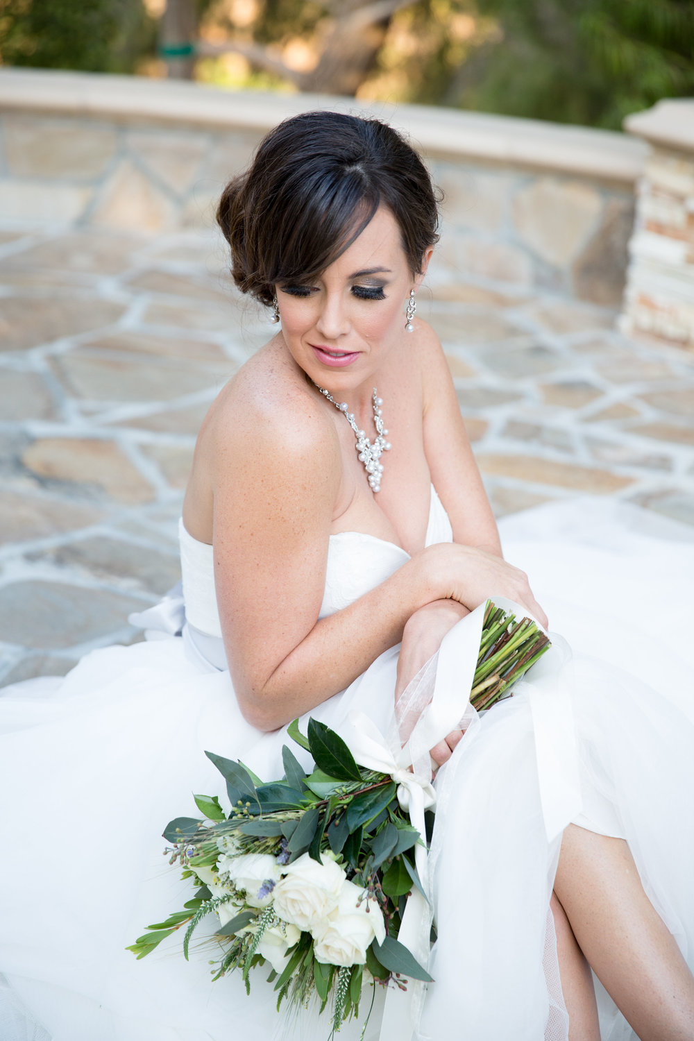 Temecula Wedding Hair and Makeup | Temecula Winery Wedding | Danza Del Sol Winery Wedding