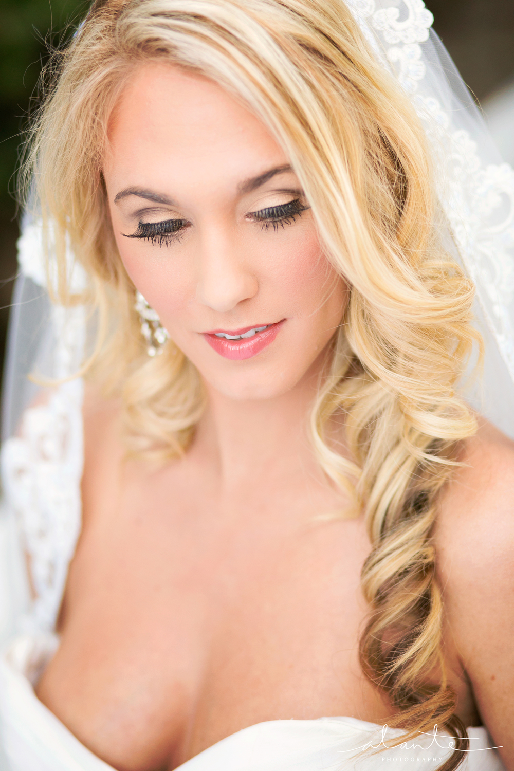 Palm Springs Wedding Hair and Makeup | Avalon Palm Springs Wedding