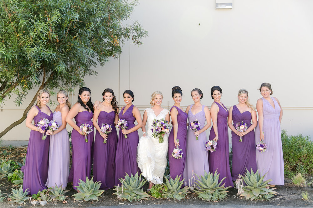 Callaway Winery | Temecula Weddings | Temecula Makeup Artist | Temecula Hair Stylist | Wedding Makeup|