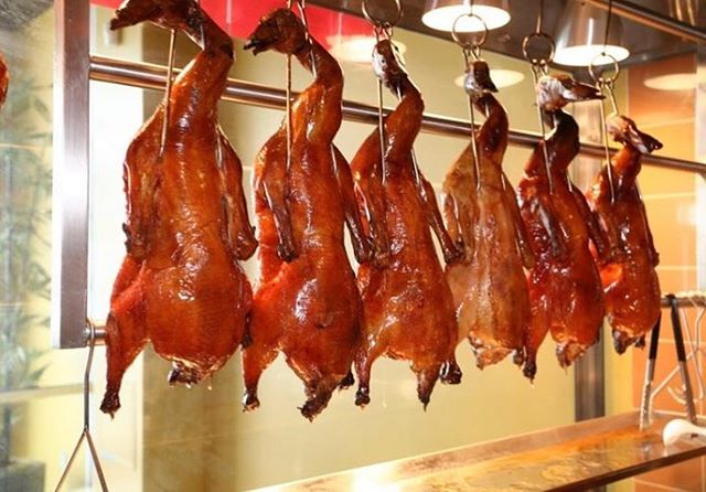 SUNDAYS: include Peking duck for $30. @hiddenbench Pinot for half price . AND ALL DAY: $5 rail/$5 draught/$10 cocktails