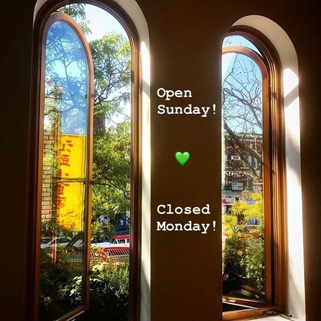 OPEN SUNDAY FOR DUCK NIGHT AND $5 rail/$5 beers/$10 cocktails till 2 am! . CLOSED MONDAY!