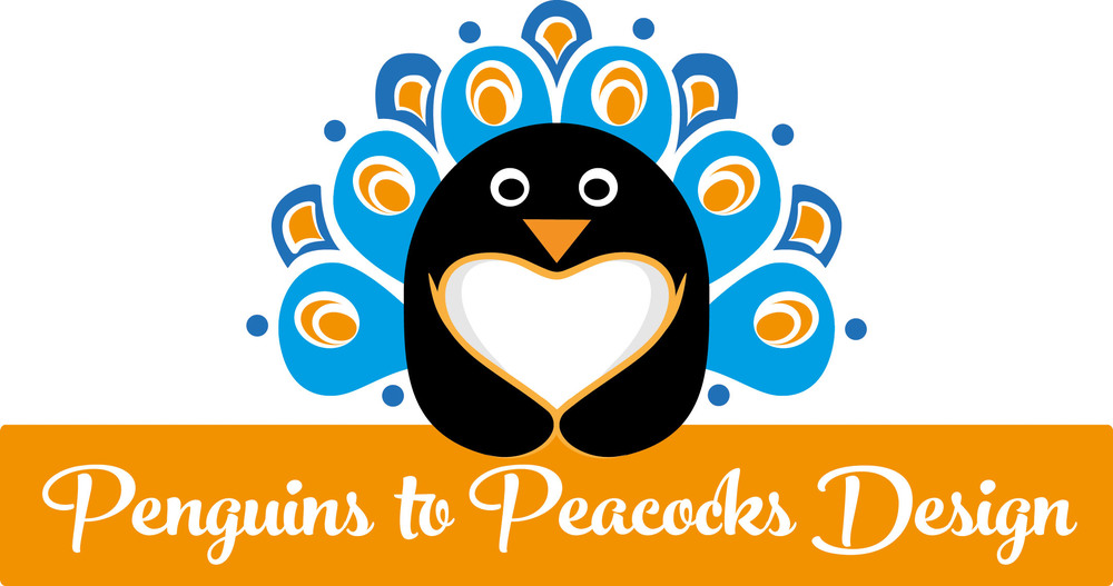Penguins to Peacocks Design